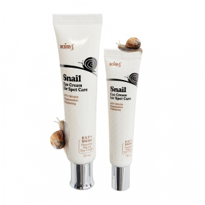 Kims Snail Eye Cream for Spot Care